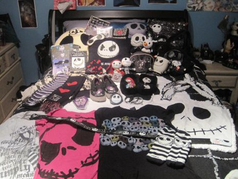 My Nightmare Before Christmas Collection by Ringo101