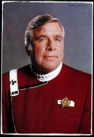 Gene Roddenberry Random Star Trek by gazomg