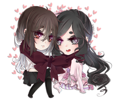 [G] Al and Tarra cheebs by kirailin