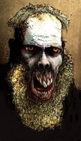 Harry the Zombie by LevonHackensaw
