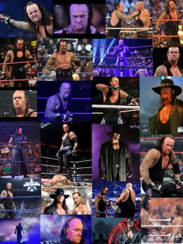 Undertaker (WWE) Collage #2 by WWE-Undertaker