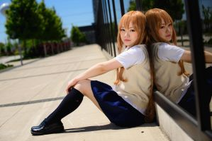 Taiga Summer uniform - 05 by MissAnsa