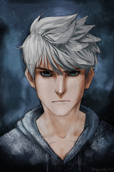 Jack Frost by ArtSharky