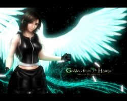 FF7AC: Goddess from 7th Heaven by lyzeravern