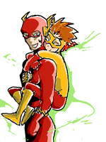 Uncle barry and wally by seeweed73