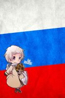Hetalia iWallpapers - Russia by Dreamweaver38