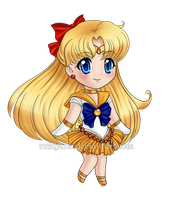 Sailor Venus by Raichana