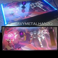 Custom Arcade Stick by HeavyMetalHanzo