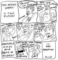 OOH MISTER STARK by Charexl-XIII