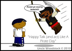 TXD: Talk Like A Pirate Day by UncleWoodstock