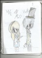 we all ad here by kagamine-hanna