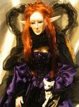 meet the queen by Dollysmith