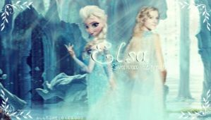 Evanna Lynch as Elsa by HannahLunaBarker