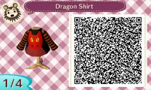 Dragon Shirt front by Umbreon-Fan-4