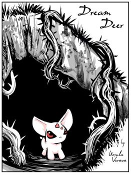 Dream Deer Cover by ursulav