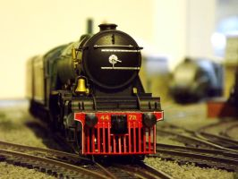 Flying Scotsman #4 by 2509-Silverlink