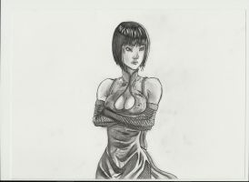 Anna Williams Drawing by 71396