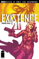 Existence2.0 Issue 3 Cover by ronsalas