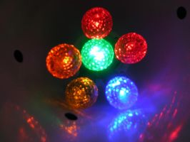 Christmas Lights pack 4 by SpyHawk-Stock