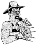 Freddy Mercury Kreuger by GerrySwanson
