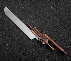 Zibelthiurdos the Sky-God Sword by LandgraveCustoms