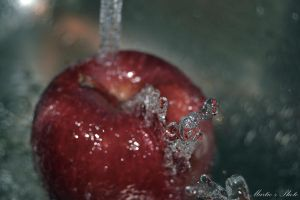 Water games on fruit3 by MartieRM