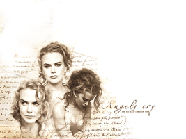angels cry by claudiaV3
