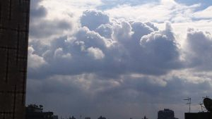 Amazing Clouds in Egypt by A-Man-With-No-Art