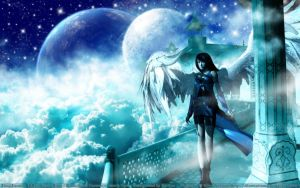 Rinoa the Angel by SilverCat-sama