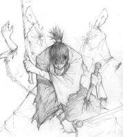 Blade of the Immortal by justdamnwrong