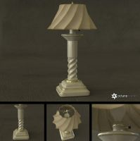 Screw Lamp Download by LuxXeon