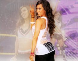AJ Lee by demifanatic
