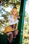 Mami Tomoe - Waiting by SoraPilzi
