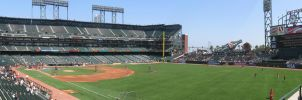 AT and T Park Panorama 7 by kkworker