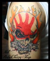 5 Finger Death Punch by Lilitattoos