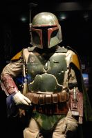 Bounty Hunting Boba Fett Dress by DeRaKMiNe