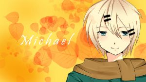 Michael by LuciaHime97