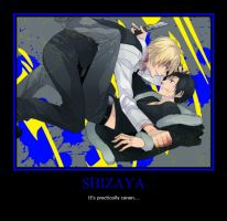Shizaya by DarkMidnight657