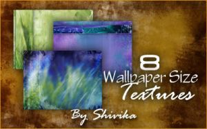 Nature Wallpaper Size Textures by spiritcoda