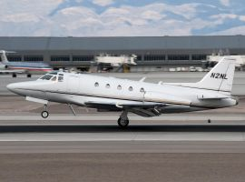 Private Sabreliner/N2NL by Vkdogg009