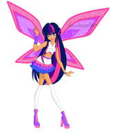 Winx: Twilight Sparkle! by iiKiui