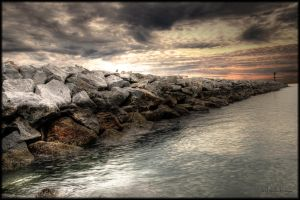 The Rocks of Corona - HDR by DirtyLittleDevil