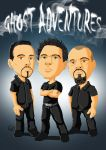 Ghost Adventures Tribute by anapeig