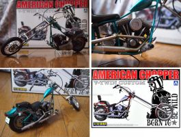 1/12 american chopper by yasuoshubukan