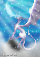 CE: Queen Of White by spyrochick308