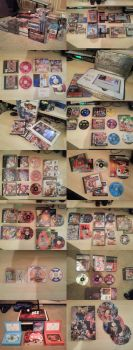 STREET FIGHTER GAMES COLLECTION FOR SALE! by YaBoyRampz