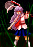 Touhou Project: Reisen Udongein Inaba by CryogenicCereal