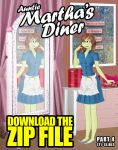 Auntie Martha's Diner Part 4 by TGTony