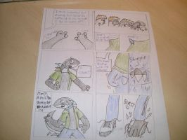 Cheveed TF Comic Part 2 by Artooinst