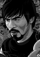 Pacquiao Fury by Aseo